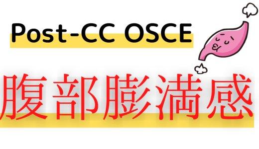 Post CC OSCE 練習用シート 26歳女性